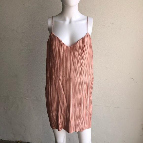 The Jetset Diaries Dresses | Primavera Mini Sunset Coral Swing Slip ...
